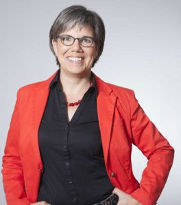 Marlis Lamers Expertin für nonverbale Kommunikation